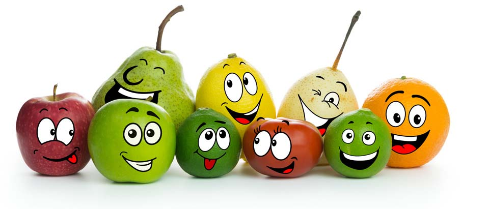 fruit-faces